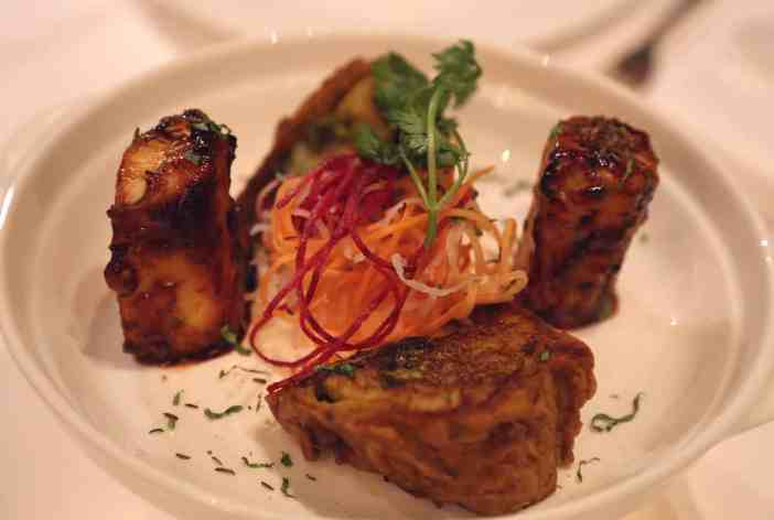 India Club Berlin Loves You tandoori starter
