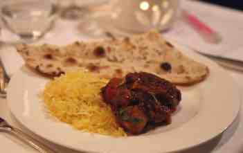 India Club Adlon Berlin Loves You Duck Vindaloo