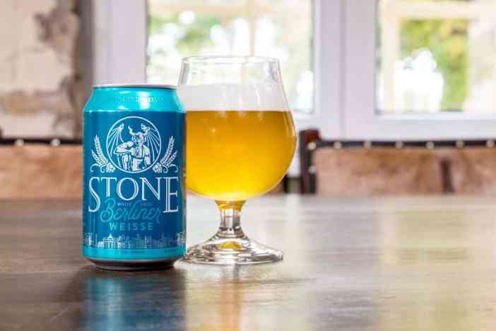 Stone Brewing Berlin White Geist