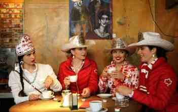 Calgary Stampede Princesses Berlin Loves You Tour