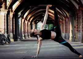 Seeking Balance at Berlin Yoga Conference 2019