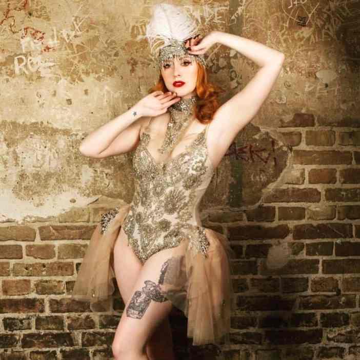 Cabaret of Curiositease Billie Rae