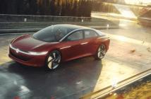 Vizzion Concept VW