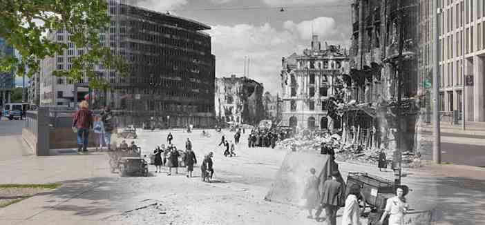 1945 – potsdamer-platz