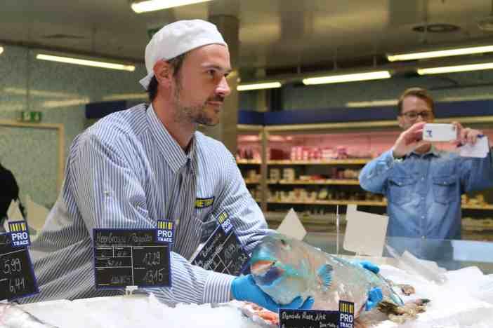 METRO Chefdays Fish Monger