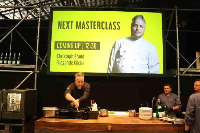 METRO Chefdays Christoph Brand