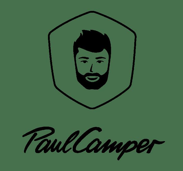 Logo PaulCamper Berlin Loves You