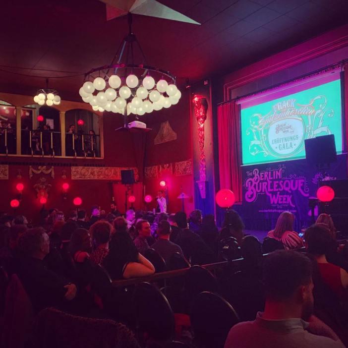 berlin burlesque week audience