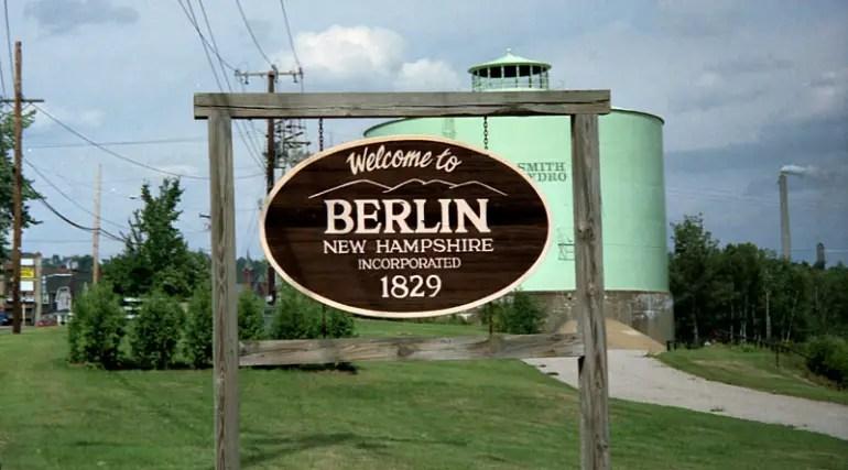 Berlin New Hampshire