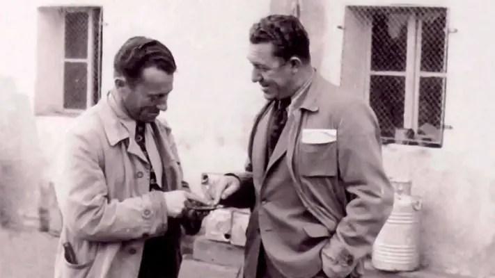 Adolf e Rudolf Dassler