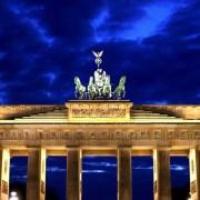 Berlino - Germania - Porta di Brandeburgo