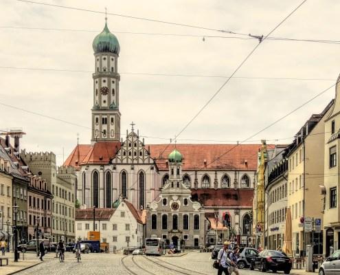 augsburg, https://pixabay.com/it/photos/augusta-chiesa-ulrich-afra-2817121/, Theo Rivierenlaan,https://pixabay.com/it/users/theorivierenlaan-5288076/