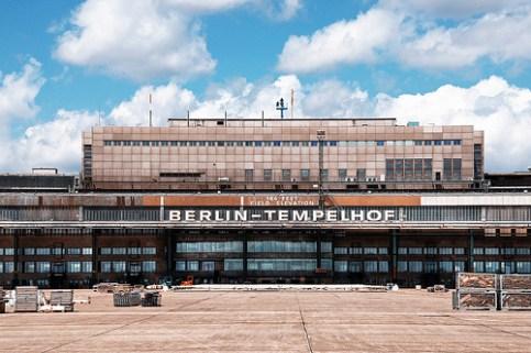 Tempelhof facade © Michael on Flickr / CC BY-NC-SA 2.0