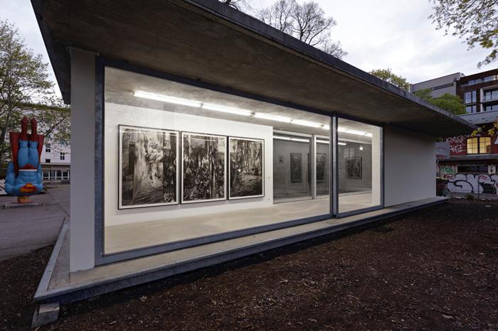 Pavilion am Milchhof