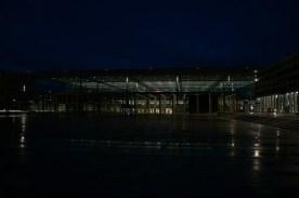 Es gibt ihn wirklich: Den berühmten Skandalflughafen.