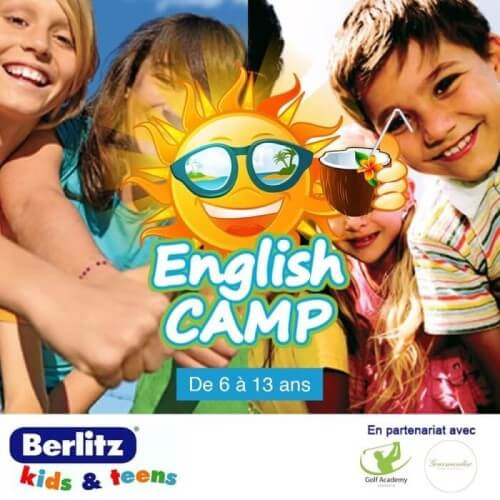 Berlitz Camp kids - Berlitz Tunis
