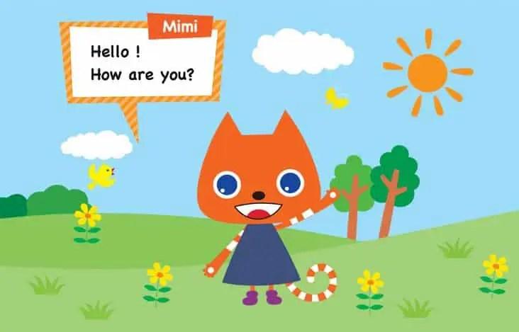 Cours en Groupe pour enfants de 4 à 7 ans / Mimi & Me