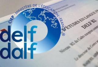 Préparation au examens DELF, DALF et TFI