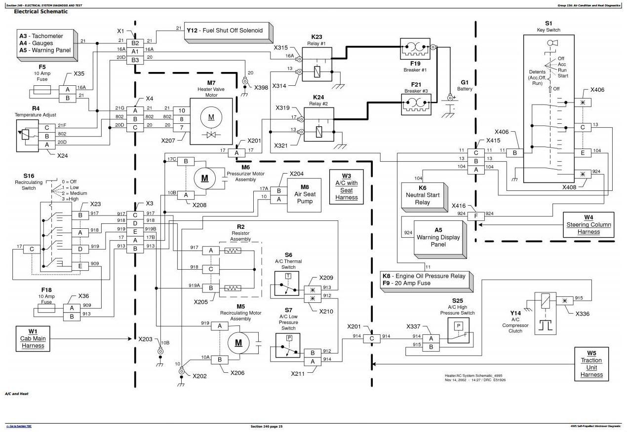 Diagram Wiring Diagram For John Deere 720 Full Version