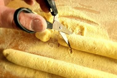 gnocchi cut, gnudi