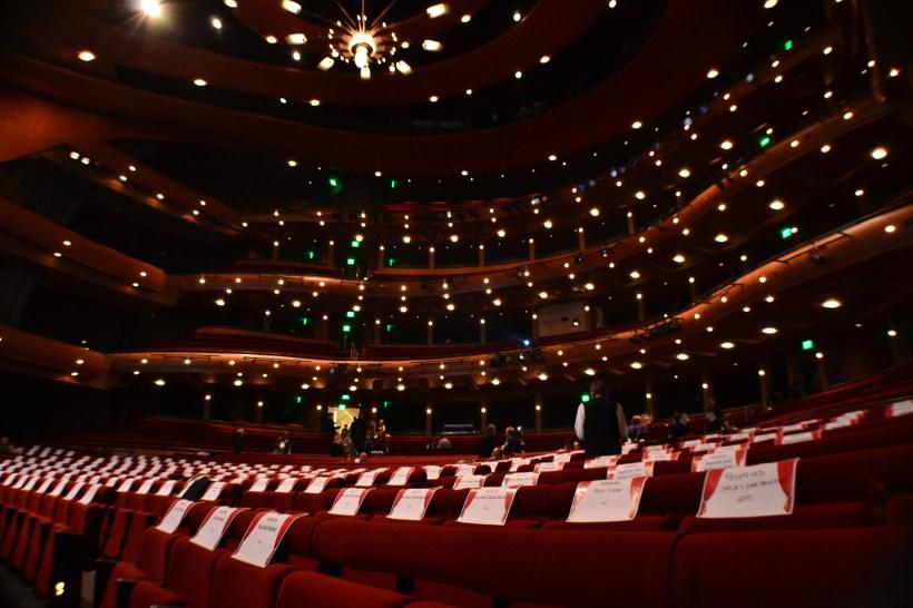 the ellie caulkins opera house denver center for the - 820×547