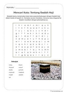 Cari Kata tentang Haji