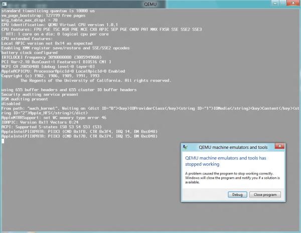 Qemu Machine Emulators And Tools - bermofb
