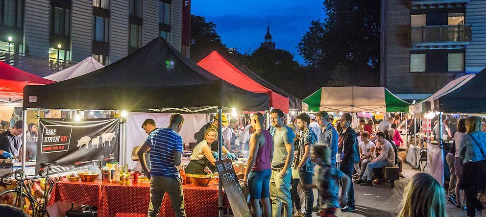 Bermondsey Night Markets