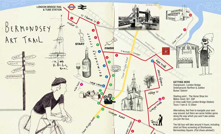 Bermondsey Art Trail