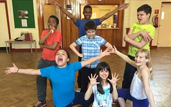 Theatre Workshops for Young People