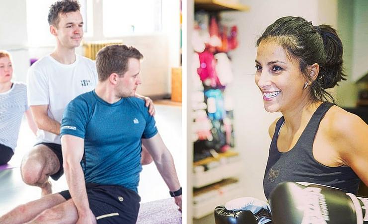 YogaBox Fitness Classes