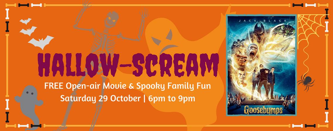 Free Halloween Movie Screening Plus Lots of Spooky Family Fun