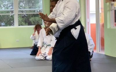 Shihan Donovan Waite @bermuda.aikikai summer seminar this weekend! Check the site for schedule and stop on by.