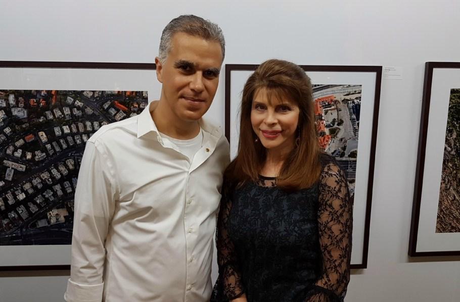 Odilon Frazão e Bernadete Alves