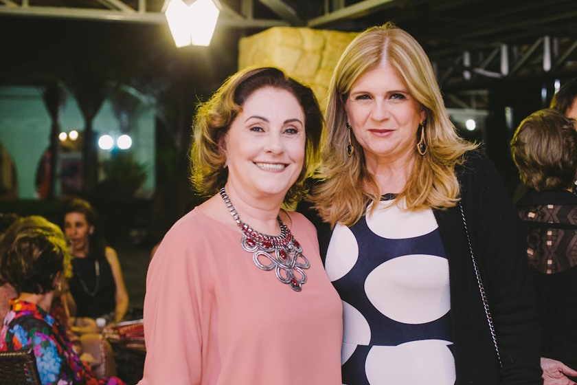 Denise Barbosa e Glaucia Benevides