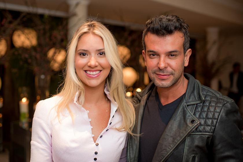 Maria Fernanda e Bruno Pinto