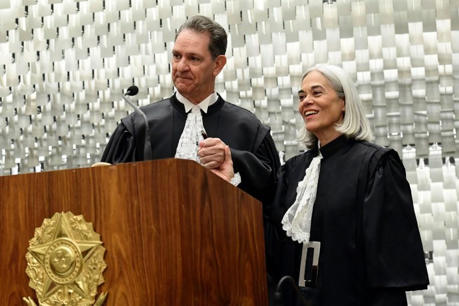 Posse no STJ ministro João Otávio de  Noronha