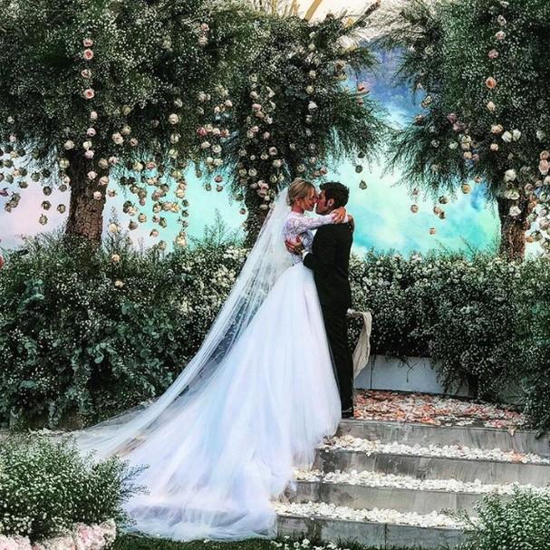 Casamento Chiara e Fedez na Sicilia