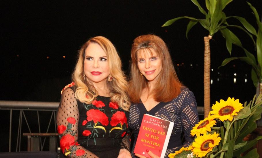 Gracia Cantanhede e Bernadete Alves