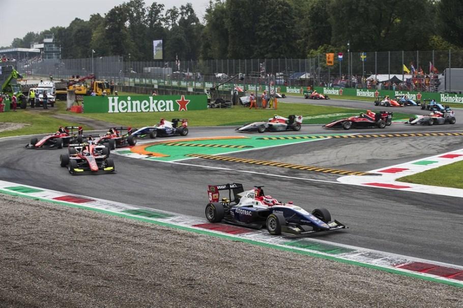 Pedro Piquet vence GP3 em Monza na Itália