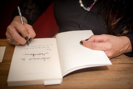 Escritora Daniela Migliari