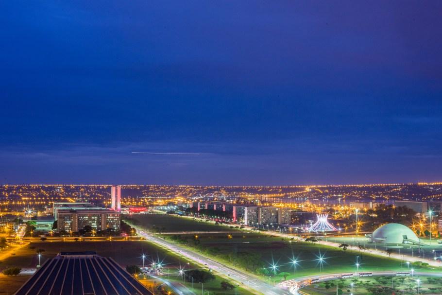 Brasília vista de cima