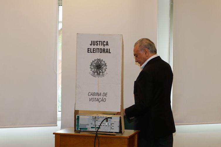 Eleições 2018 2º Turno