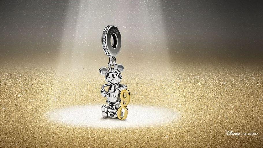 Pandora festeja 90  anos de Mickey Mouse
