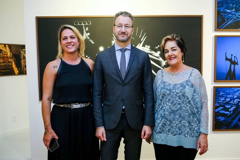 Exposição Capitais do Brasil Bento Viana