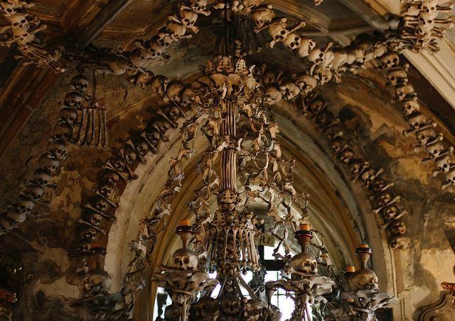 Sedlec Ossuary República Checa