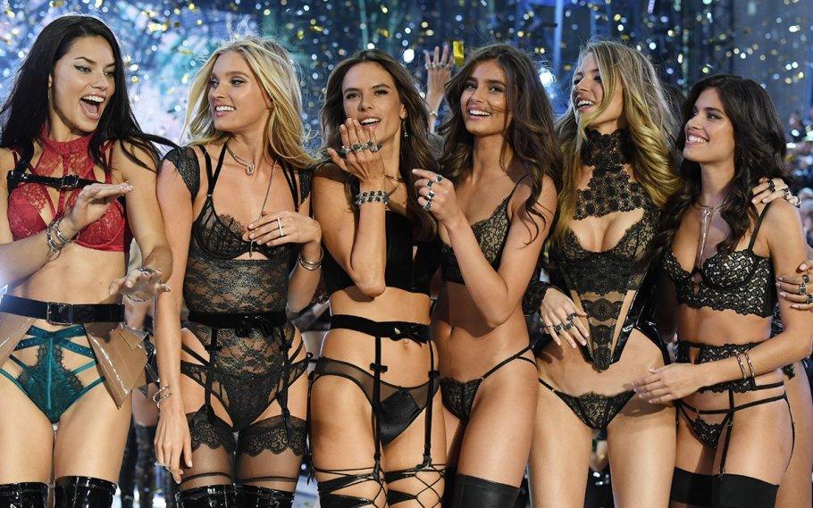 Modelos Victoria'a Secret