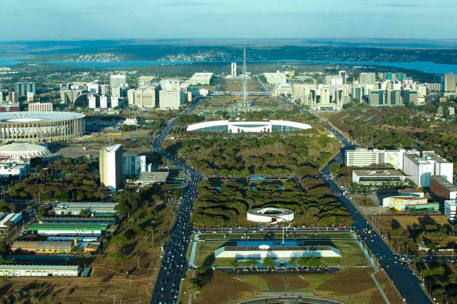 Eixo Monumental Brasília