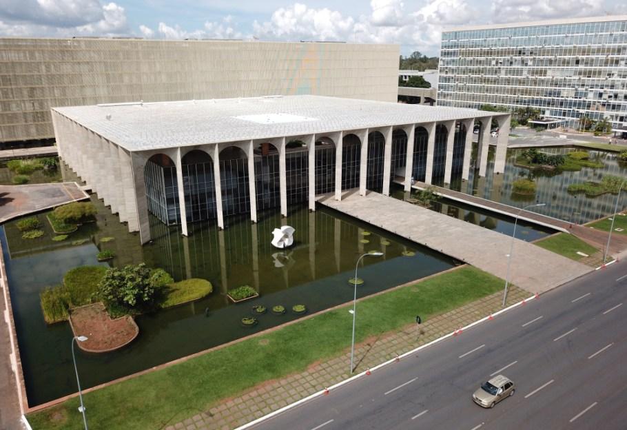 Palácio do Itamaraty Brasília