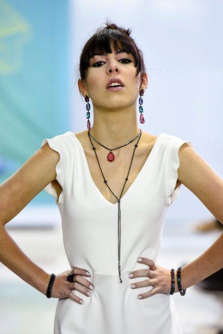 Desfle Charlotte no Brasília Trends